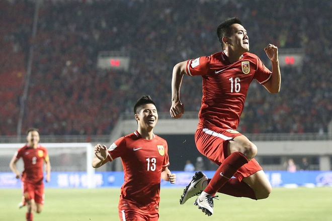 Phep la hoi sinh giac mo World Cup cua Trung Quoc hinh anh 1