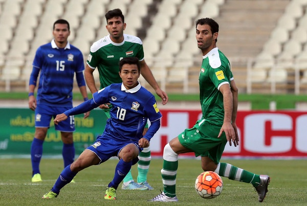 Thai Lan uu tien vong loai World Cup 2018 hon AFF Cup 2016 hinh anh 1
