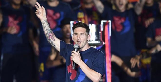 Barcelona se vo dich La Liga ngay trong thang 5 hinh anh