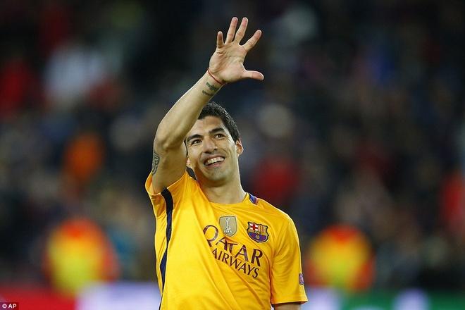 Tu Torres den Suarez va chuyen ngay xua ngay xua hinh anh