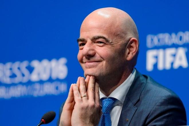 Vu Tai lieu Panama: Tan chu tich FIFA cung co ten hinh anh 2
