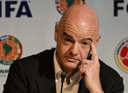 Vu Tai lieu Panama: Tan chu tich FIFA cung co ten hinh anh