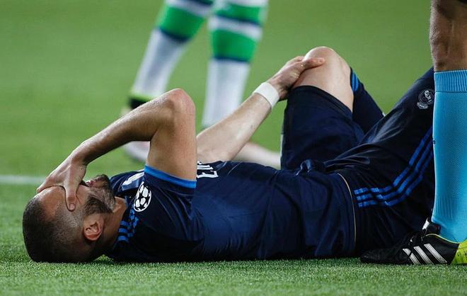 Real thua Wolfsburg anh 2