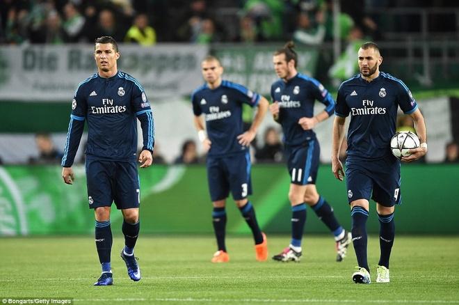 Real thua Wolfsburg anh 1