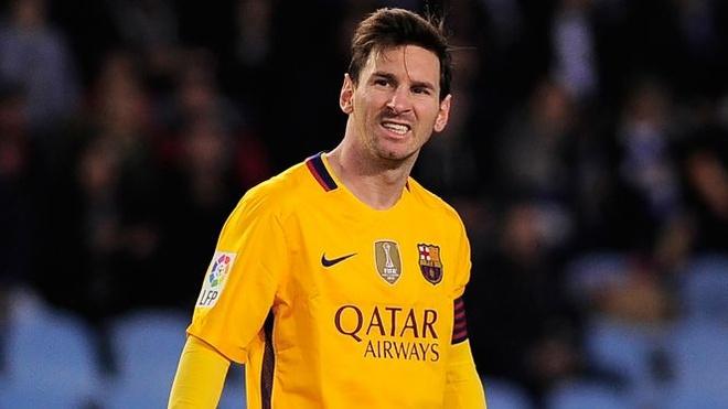 Chuyen gi dang xay ra voi Messi? hinh anh