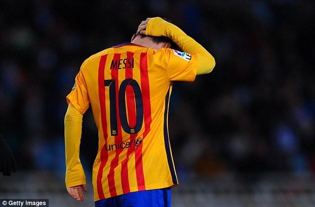 Barca thua Sociedad anh 1
