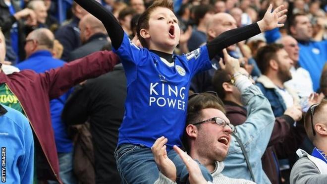 Gia ve xem Leicester City bi day len 15.000 bang hinh anh 1