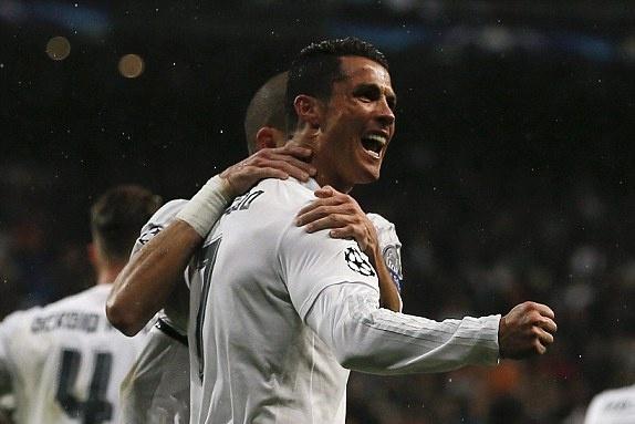Tinh than dien loan cua Ronaldo lai giai cuu Real hinh anh
