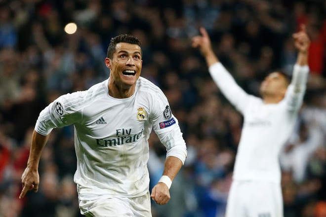 Real Madrid gap kho cu cau Ronaldo hinh anh 1