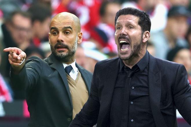 Simeone vs Guardiola: Quai thu va giai nhan hinh anh