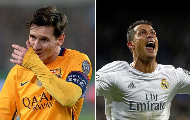 Gia tri cua Messi vuot xa Ronaldo hinh anh 1