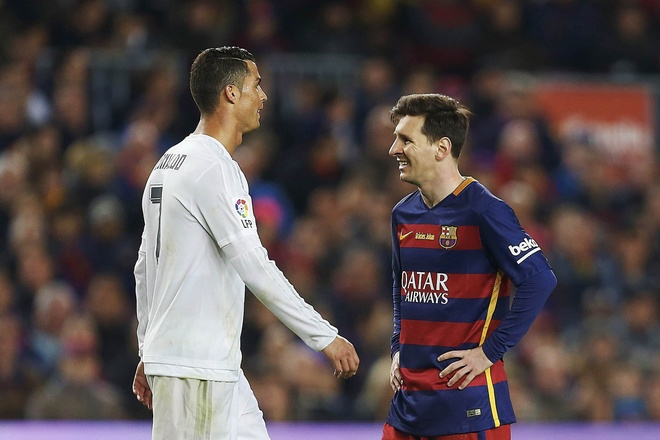 Gia tri cua Messi vuot xa Ronaldo hinh anh