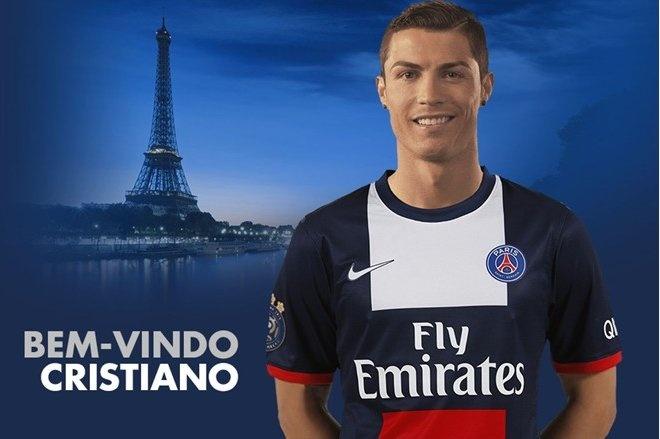 Ronaldo bi mat sang Phap dam phan voi PSG hinh anh