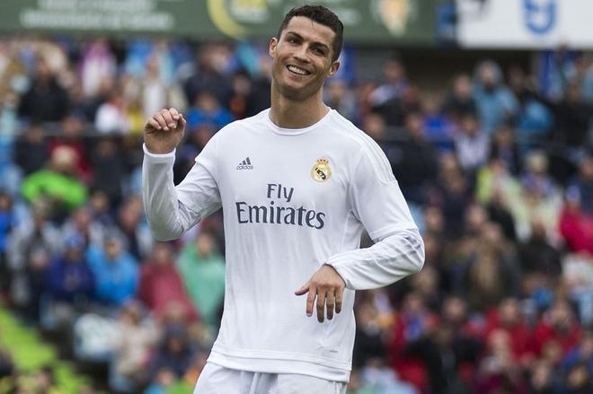 Nhan dinh Real vs Villarreal: Ronaldo 'chap' tat ca hinh anh