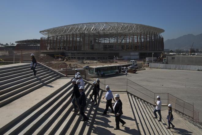 Vong xoay khung hoang khong giet duoc Olympics Rio hinh anh 1