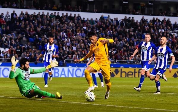 Nhan dinh Barca vs Gijon: Neymar di tim su cuu roi hinh anh 1