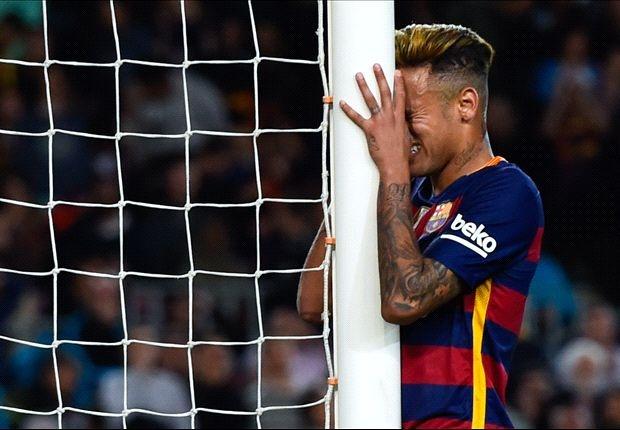 Neymar dang tu loai minh khoi Barca hinh anh