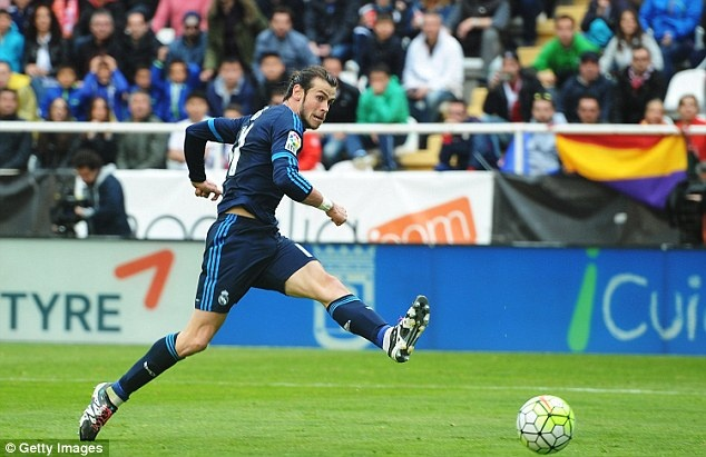 Man City can so Gareth Bale hon Ronaldo hinh anh 2