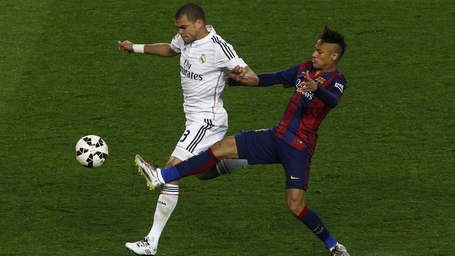 Pepe: 'Neymar con choi xau hon toi' hinh anh 1