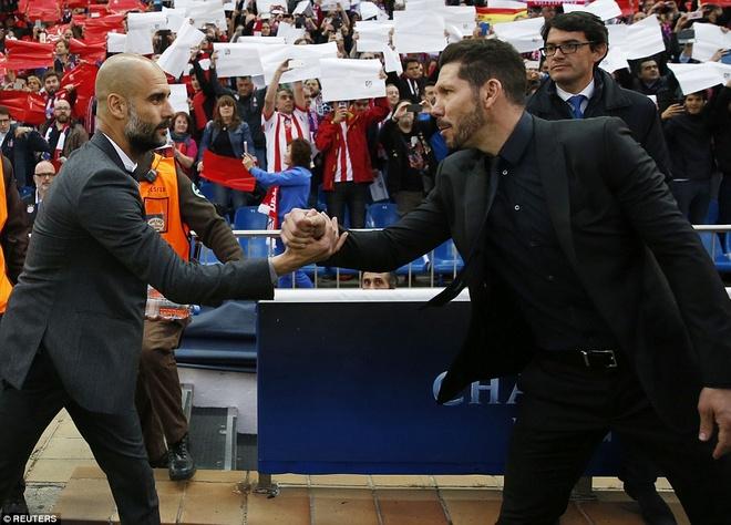 Ha Bayern, Simeone viet lai khai niem bong da moi hinh anh 1