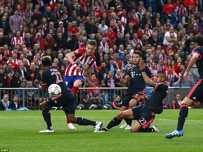 Saul Niguez: Tu ke bi ket toi oan den bau vat cua Atletico hinh anh 2