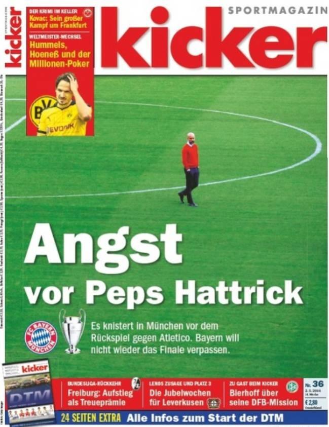 Bao Duc: 'Bayern dang run ray truoc Atletico' hinh anh 1