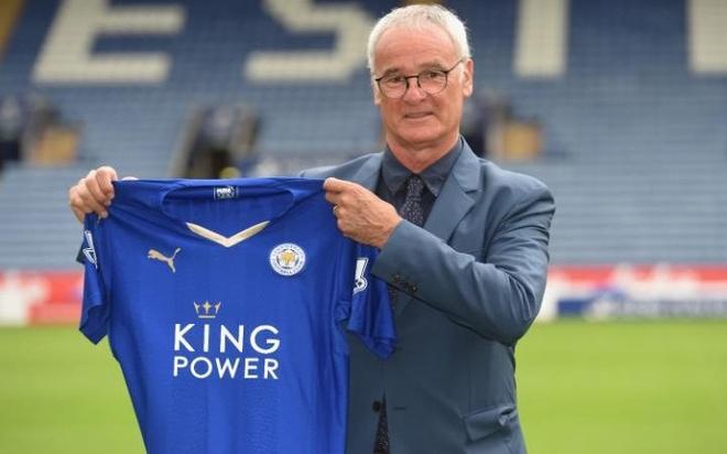 Ranieri, Vichai va nhung dieu thu vi ve Leicester hinh anh 1