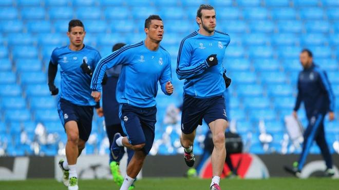 Real Madrid vs Man City: Thanh - bai vi Ronaldo hinh anh 2