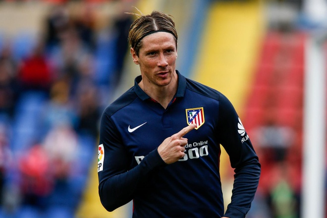 O Madrid, nguoi ta lai noi ve 'cau be' ten Torres hinh anh