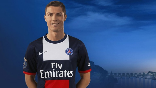 Dai dien cua Ronaldo dat thoa thuan mieng voi PSG hinh anh