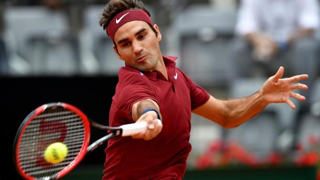 Thua soc, Federer mat luon loi the o Roland Garros hinh anh