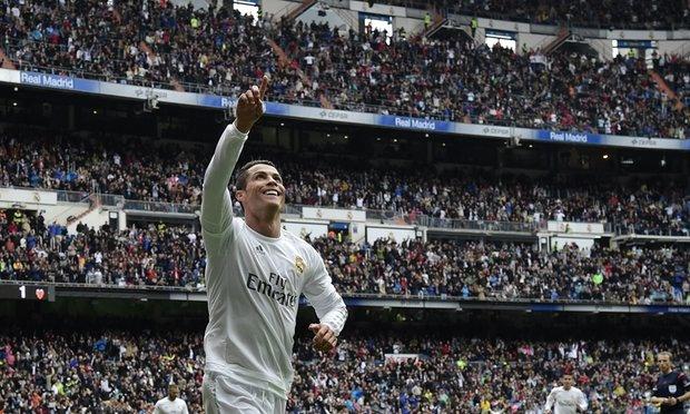Real Madrid khong co doi thu ve gia tri thuong mai hinh anh 1