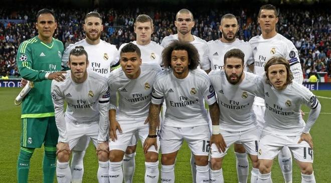Real Madrid khong co doi thu ve gia tri thuong mai hinh anh