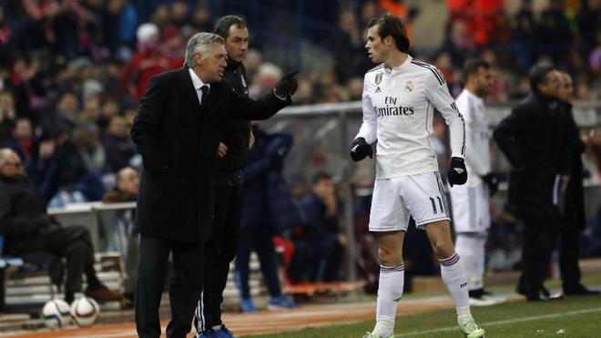 Ancelotti to Gareth Bale qua mat minh hinh anh 1