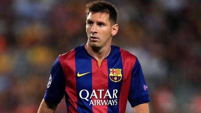 Messi phai choi vi tri la trong doi hinh tieu bieu La Liga hinh anh