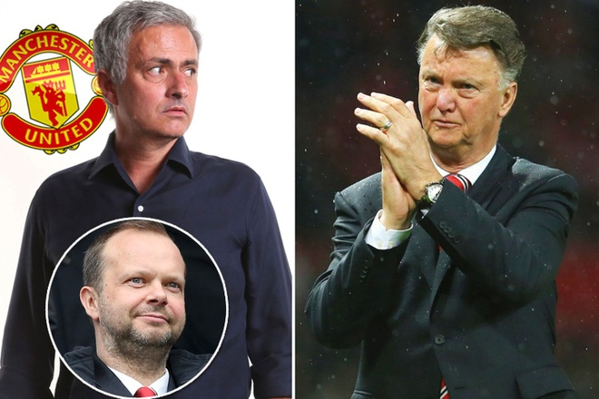 MU sap co Jose Mourinho va van dung Van Gaal? hinh anh 1
