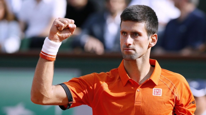 Roland Garros 2016: Djokovic dau Nadal o 'chung ket som' hinh anh 1