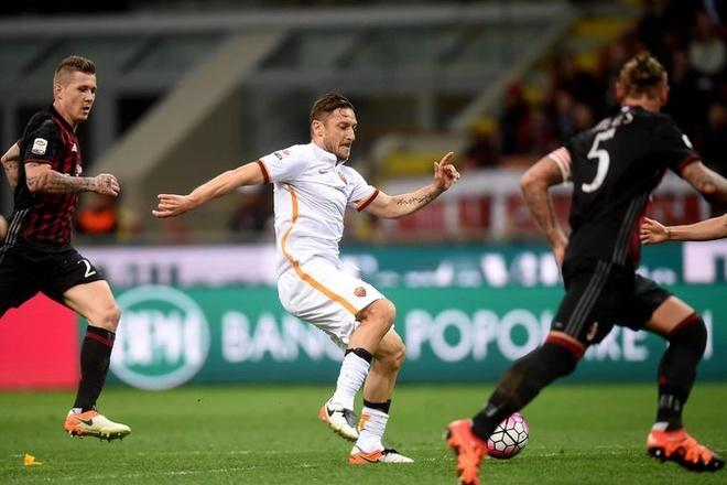 Totti va Ibra: Xin loi qua don gian, tam biet that dau long hinh anh 1