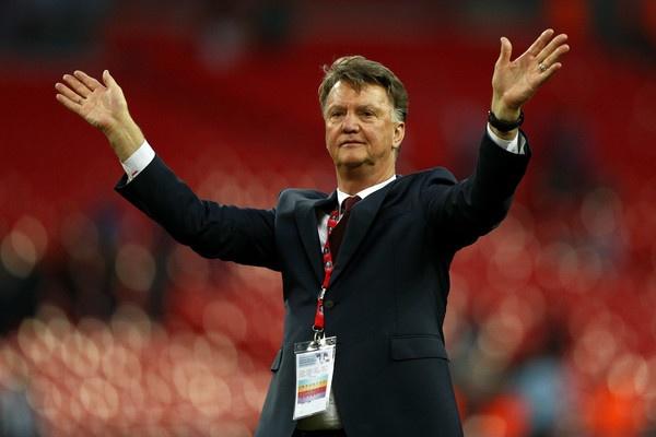 Voi Van Gaal, cup FA la su nguy bien tui ho hinh anh