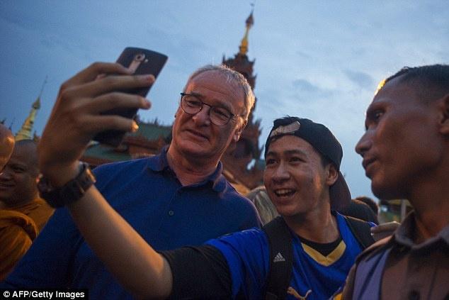 Cau thu Leicester thanh tam truoc Phat tren dat Myanmar hinh anh 10