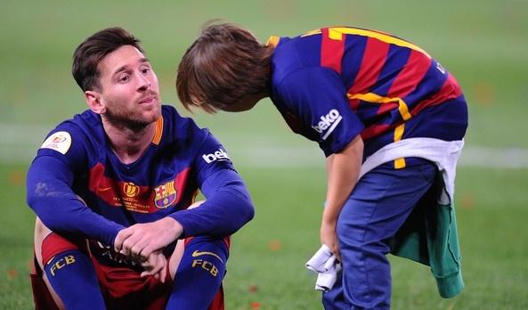 Dung noi ve Barca neu khong co Messi hinh anh