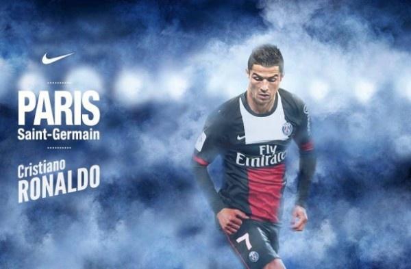 PSG de nghi mua Ronaldo voi gia 120 trieu euro hinh anh