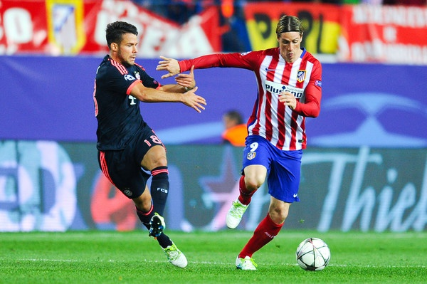Real vs Atletico anh 1