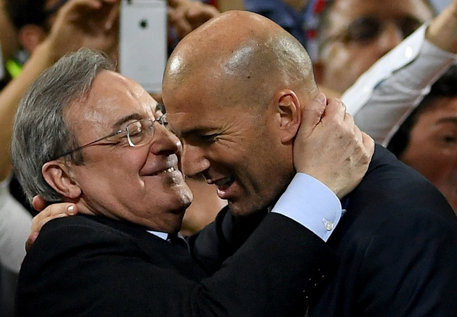 Zidane se la HLV vi dai hay lam dom lua tan nhu Di Matteo? hinh anh 1