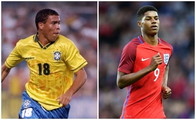 Khong phai Owen, Rashford la Ronaldo cua World Cup 94 hinh anh