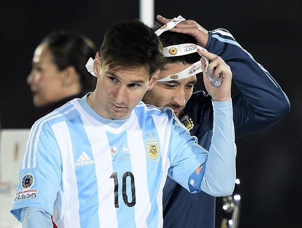 Messi, Maradona va 8 huyen thoai vo duyen voi Copa America hinh anh 9