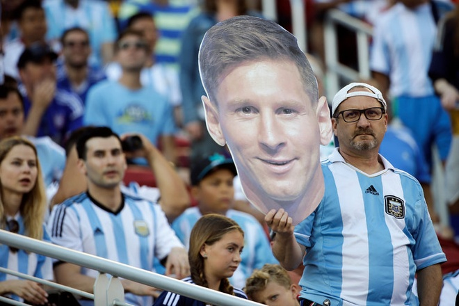 tran Argentina vs Chile anh 1