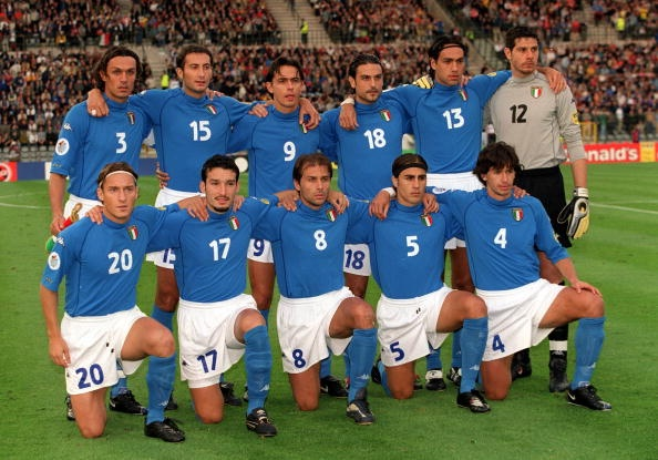 Italy, nhung anh chang dep trai va su hoai niem hinh anh 1