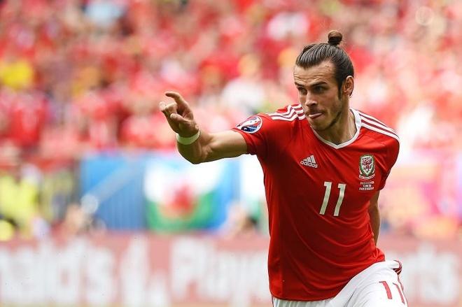 Gareth Bale phat thong diep de doa Ronaldo hinh anh