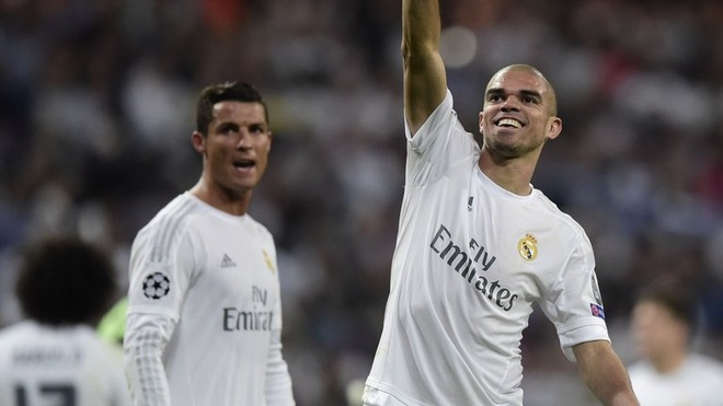 'Ronaldo va Pepe la nhung kich si xuat sac' hinh anh